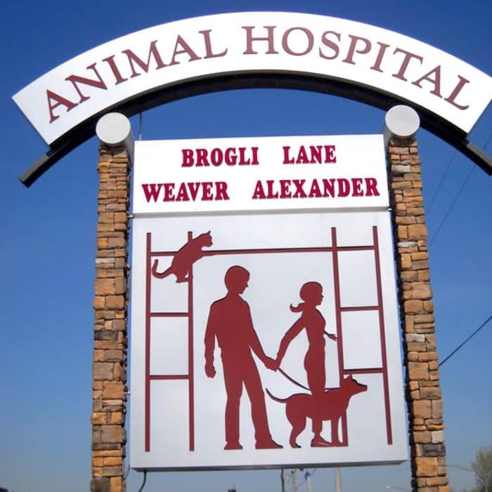 Brogli, Lane, Weaver & Alexander Animal Hospital in Murfreesboro